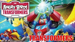Angry Bird Transformers Android Game Play Video