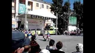 Рубцовск-День города 6 сентября 2014 года.Видео.Празднование дня города. Новости Рубцовска сегодня.