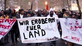 Gewalt der Asylanten - Herr Wendt, die BRD ist NICHT Deutschland!!!