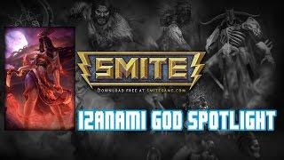 SMITE - Izanami God Spotlight