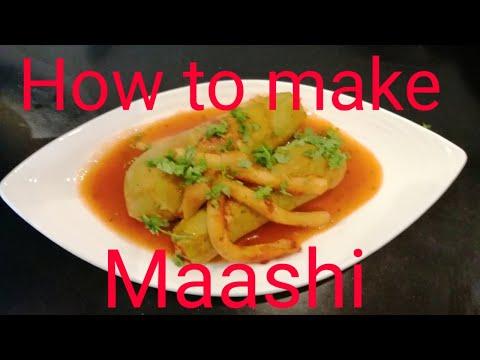 HOW TO MAKE MAASHI | TKW ARAB |Sopia pwt