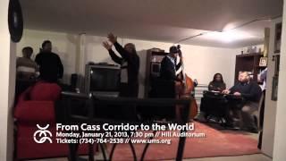 UMS Presents: Motown Legends Gospel Choir Rehearsal