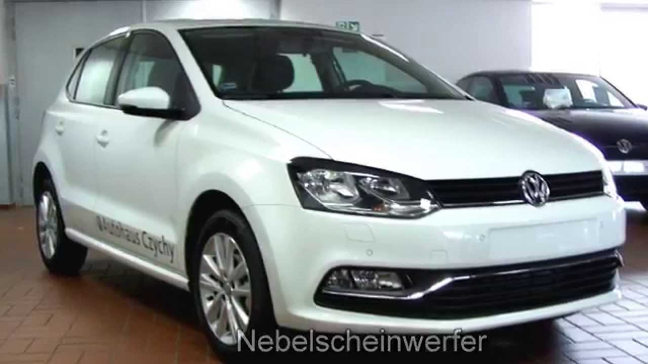 volkswagen polo 1 2 tsi comfortline gy001446 pure white. Black Bedroom Furniture Sets. Home Design Ideas