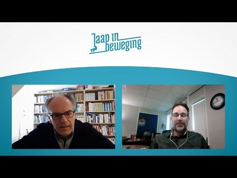 Jaap in Beweging   in gesprek met Ruben Flach