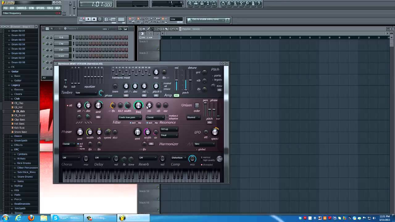 What are some good Dubstep plugins for FL Studio 10
