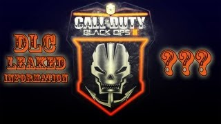 Black Ops 2: Map Pack DLC Leaked Information & Possible Release Date