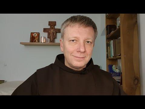 Przedziwne działanie Ducha Świętego. o. Franciszek Krzysztof Chodkowski. Słowo na Dobranoc  262 