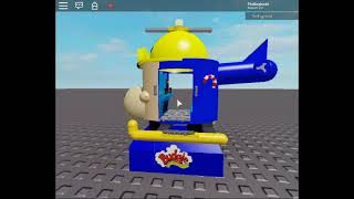 R.G Mitchell Budgie The Little Helicopter Kiddie Ride In Roblox