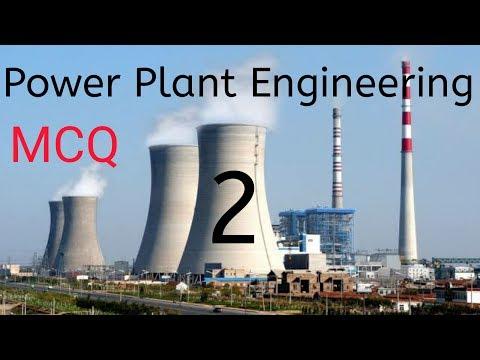 Power Plant Engineering 2   MCQ