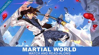 Martial World, Chapter 1 - Lin Ming | Watch And Read-along