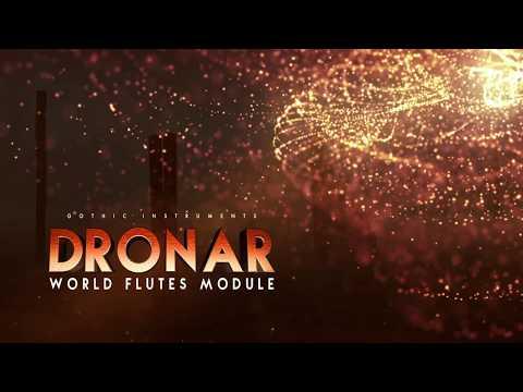 Gothic Instruments DRONAR World Flutes - Trailer