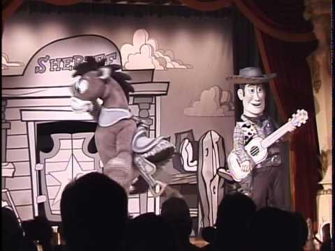 【DLR】Woodys roundup