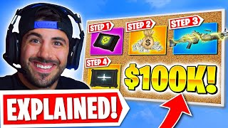 How I Won $100,000 Playing Warzone! 😮 (EXPLAINED)