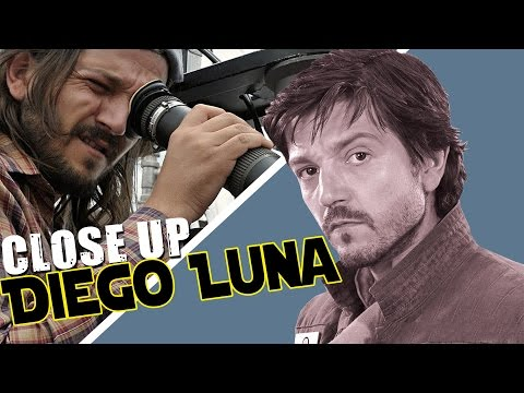 Diego Luna en Starwars y Mr Pig (entrevista exclusiva)