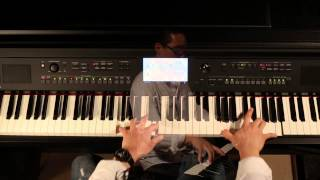 Adele - Set Fire to the Rain Piano Cover Incredible Epic Arrangement
