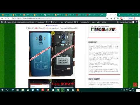 Download Vitu V3 Flash File Free Download MP3, MKV, MP4