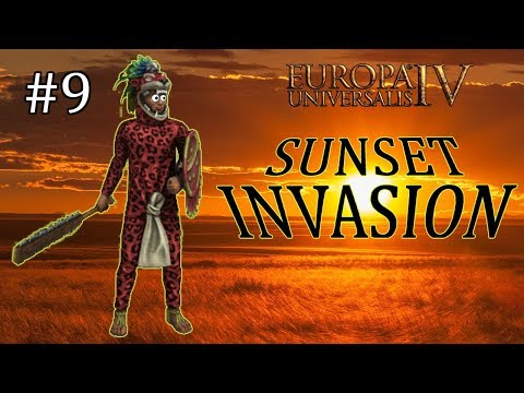 Europa Universalis IV - Aztec - EU4 Achievement Sunset Invasion - Part 9