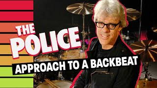 Stewart Copeland's Approach To A Backbeat