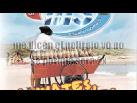 cancion cahuates pistaches