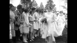 1928 May Day at Sweet Briar College