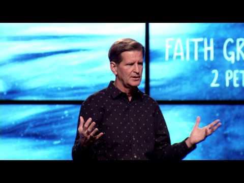 Is Your Faith Growing? | 2 Peter 1:5-11 | Pastor John Miller
