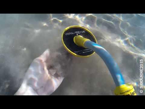 Vibra Tector - The underwater detector in Egypt
