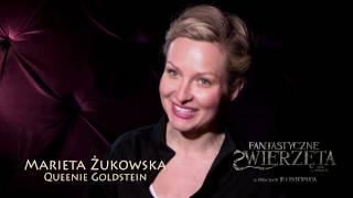 FANTASTYCZNE ZWIERZĘTA I JAK JE ZNALEŹĆ- Making of: Żukowska