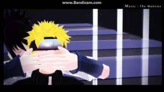[MMD]Sasuke & Naruto- The Monster