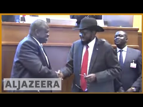🇸🇸 South Sudan president signs peace deal with rebel leader | Al Jazeera English