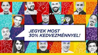 30% kedvezmény a Comedy Central tévéfelvételeire | Dumaszínház