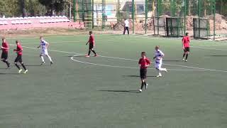 ДЮФК Поділля U-17 vs Верес (Рівне) U-17- 6:2 (17.09.2017) 1-й тайм