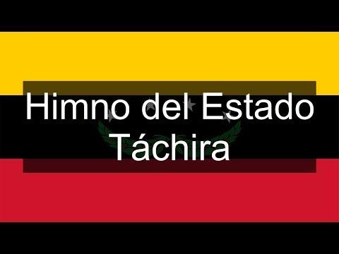 Himno Del Estado Táchira (Venezuela) | Soy Venezolano