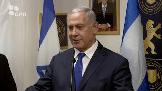 PM and DM Netanyahu on the Security Situation