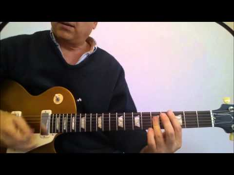 Guitar Lesson: Gravity (John Mayer) Intro Solo and Chords
