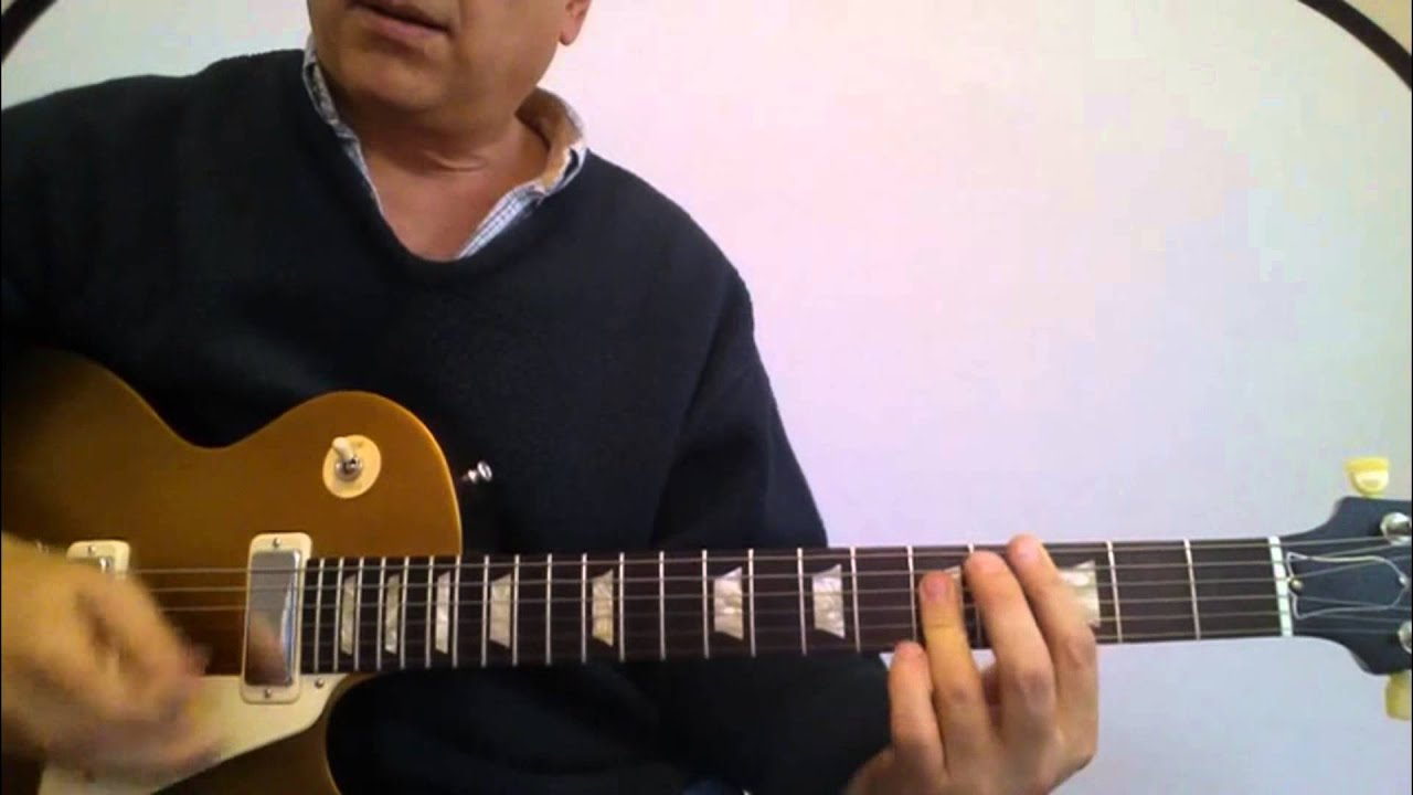 Guitar Lesson Gravity John Mayer Intro Solo And Chords Youtube