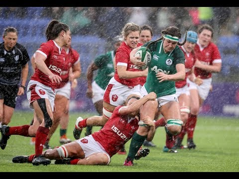 Highlights: Ireland v Wales | Women's Six Nations