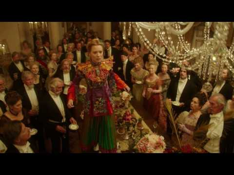 Alice Attacks Hamish | Deleted Scene | Alice Through The Looking Glass Bonus