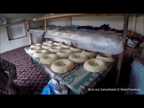 Brot aus Samarkand © ReiseTravel.eu