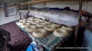 Brot aus Samarkand, Seidenstrasse, Tandyr, Unser täglich Brot, Brotkruste, © ReiseTravel.eu