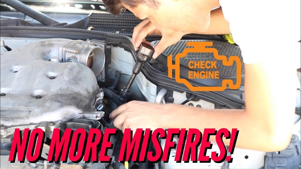 small resolution of nissan 350z coil pack install youtube 350z coil pack wiring diagram