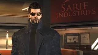 Ross picks a side in Deus Ex Human Revolution wwwaccursedfarmscom