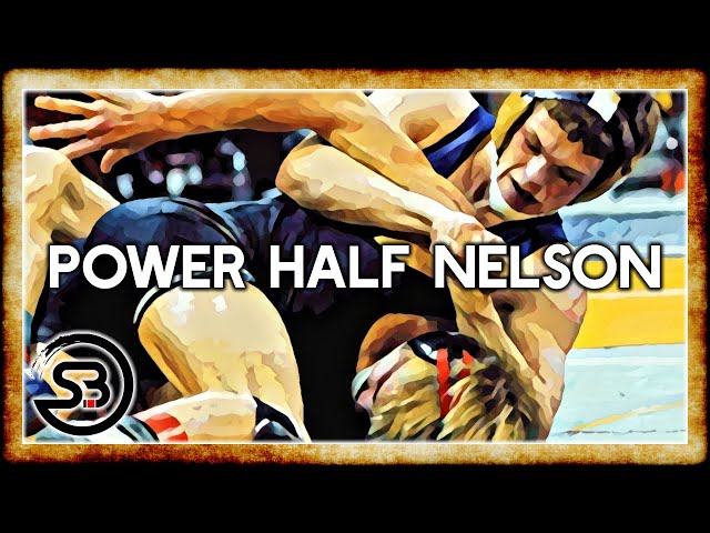 Power Half Nelson Breakdown - A seatbelt grip alternative for BJJ & MMA