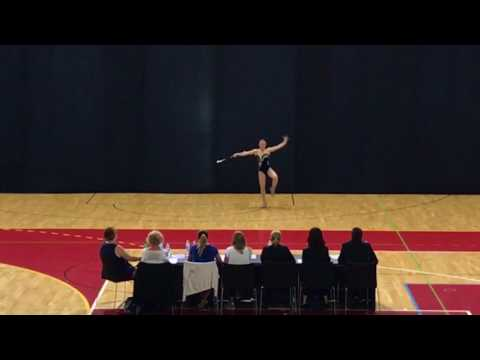 2017 IBTF Grand Prix - Solo Finals - Junior Women
