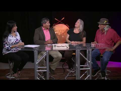 Native Voice TV Michael Horse and Penny Opal Plant