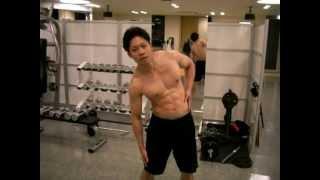 【筋トレ】立ったまま行う腹筋トレーニング thumbnail