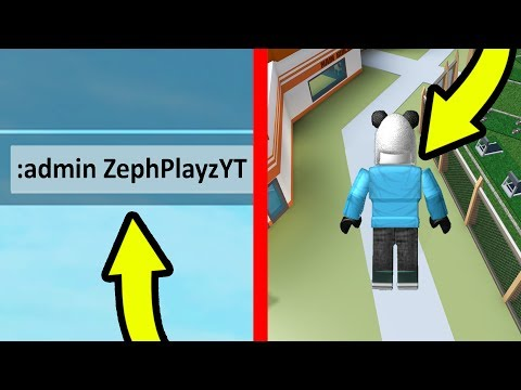 Thumbnail: GETTING ADMIN COMMANDS IN JAILBREAK! OMG! | Roblox