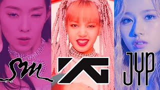Cover images My Kpop Predictions for 2020 - The BIG 4?