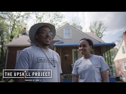 Xavier Learns How to Revamp His Front Yard | Upskill Mini-Doc