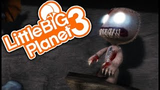 HERE WALKS THE RAKE! | Little Big Planet 3 (Solo Maps) #3