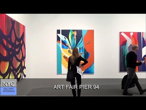 THE ARMORY SHOW 2017 - Video 2 of 5